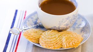 Thumbnail image for Viennese Swirls Cookies