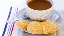 Viennese Swirls Cookies