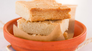 Thumbnail image for Buttery Shortbread Cookies