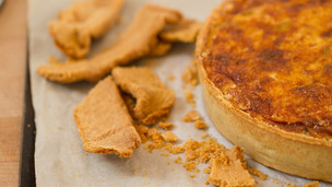 Thumbnail image for Crab Quiche
