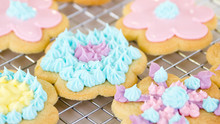 Sugar Cut-Out Cookies
