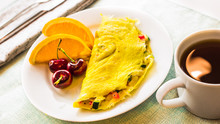 Healthy Breakfast Omelet