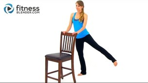 Thumbnail image for Barre Workout for Butt and Thighs