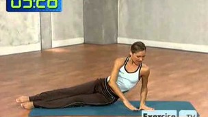 Thumbnail image for Ballet Strength Workout   Workout Videos by ExerciseTV