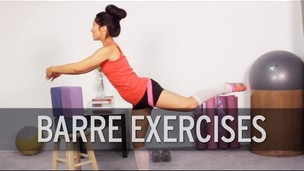 Thumbnail image for Ballet Barre Workout