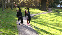 x5 Cardio Intensity - Warm Up & Dynamic Stretch