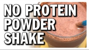 Thumbnail image for Homemade Protein Shake Without Protein Powder