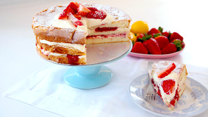 Thumbnail image for Victoria Sponge Cake