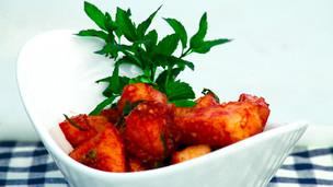 Asian Pear Kimchi Starter
