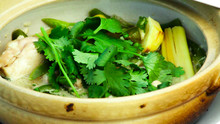Chinese Clay Pot Chicken