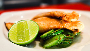 Thumbnail image for Miso Roasted Flounder