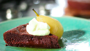 Thumbnail image for Chocolate Almond Cake