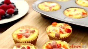 Thumbnail image for Paleo Recipes - How to Make Omelet Muffins