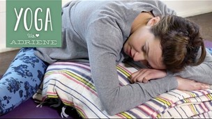 Thumbnail image for Yoga For When You Are SICK - Yoga With Adriene