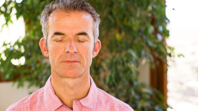 Introductory Open Awareness Meditation: 5 min.
