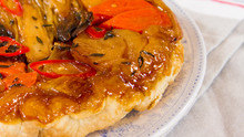 Vegetable Tarte Tatin