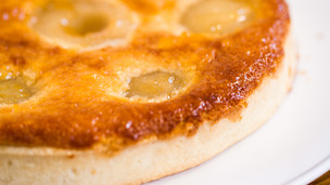 Thumbnail image for Pear & Almond Tart