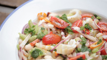 Squid & Navy Bean Salad