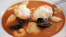 Classic French Fish Soup
