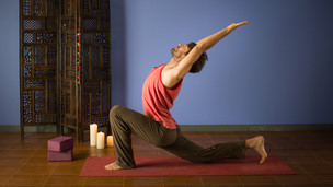 Thumbnail image for Lunge Flow for Flexibility