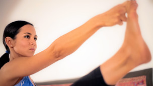 Thumbnail image for Hip-Opening Vinyasa Flow