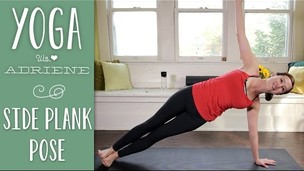 Thumbnail image for Side Plank Pose