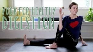 Thumbnail image for Yoga for Digestion | Holiday Meal Digestion!