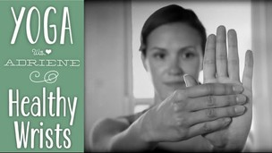 Thumbnail image for Yoga for Healthy Wrists  |  Yoga With Adriene