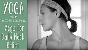 Thumbnail image for Yoga For Daily Neck Relief