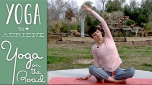 Thumbnail image for Travel Yoga: Side Body Sequence