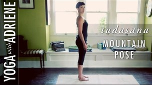 Thumbnail image for Mountain Pose (Tadasana) - Yoga With Adriene