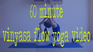 Thumbnail image for 60 Minute Vinyasa Flow Yoga
