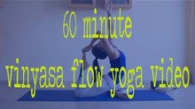60 Minute Vinyasa Flow Yoga