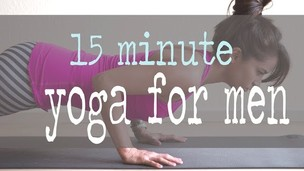 Thumbnail image for 15 Minute Yoga for Men