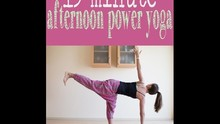 15 minute afternoon power yoga flow