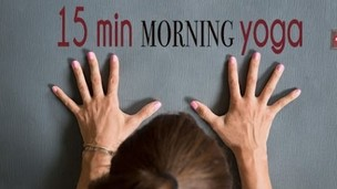 Thumbnail image for 15 Minute Morning Yoga to Wake Up