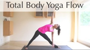 10 minute total body yoga flow