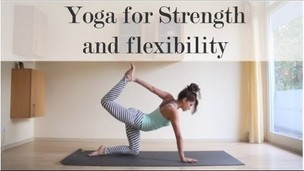 Thumbnail image for Yoga for Strength and Flexibility