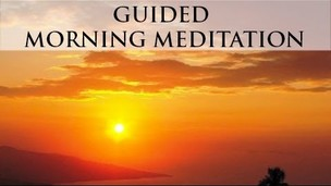 Thumbnail image for Guided Morning Meditation