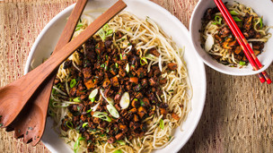 Thumbnail image for Hakka Noodles