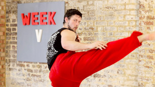 Cardio Kick Fitness 6