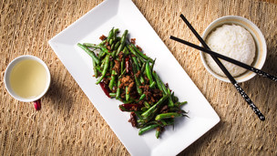 Thumbnail image for Sichuan Green Beans