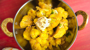 Thumbnail image for Spicy Steamed Cauliflower