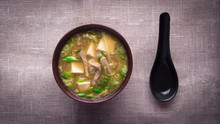 Sichuan Hot & Sour Soup