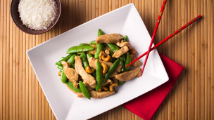 Thumbnail image for Healthy Cashew Chicken