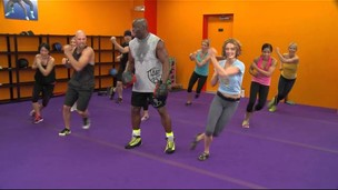 Thumbnail image for Tae Bo Advanced