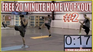 Thumbnail image for Home MMA Workout Part 2 - P90X INSANITY