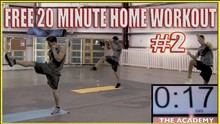 Home MMA Workout Part 2 - P90X INSANITY