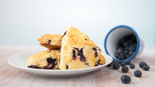 Thumbnail image for Blueberry Scones