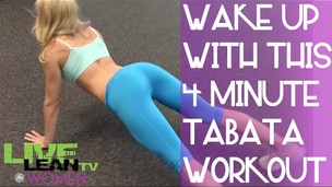 Thumbnail image for Tabata Routine for Women